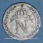 Münzen 1er empire (1804-1814). 10 cmes 1809A