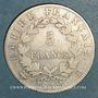 Münzen 1er empire (1804-1814). 5 francs EMPIRE 1812D Lyon