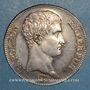 Münzen 1er empire (1804-1814). 5 francs tête nue an 13A