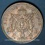 Münzen 2e empire (1852-1870). 2 francs, tête laurée, 1869A