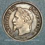 Münzen 2e empire (1852-1870). 20 centimes, tête laurée, grand module, 1867A