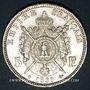 Münzen 2e empire (1852-1870). 5 francs, tête laurée, 1869BB. Strasbourg
