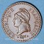 Münzen 2e république (1848-1852). 1 centime 1849A