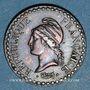 Münzen 2e république (1848-1852). 1 centime 1851A