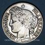 Münzen 2e république (1848-1852). 5 francs Cérès 1850A