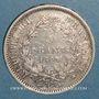 Münzen 2e république (1848-1852). 5 francs Hercule 1848A