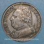Münzen 2e restauration. Louis XVIII (1815-1824). 5 francs buste habillé 1815I. Limoges