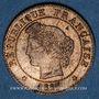 Münzen 3e république (1870-1940). 1 centime Cérès 1887A