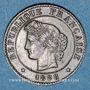 Münzen 3e république (1870-1940). 1 centime Cérès 1888A