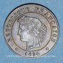 Münzen 3e république (1870-1940). 1 centime Cérès, 1894A