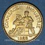 Münzen 3e république (1870-1940). 1 franc Chambre de Commerce 1923