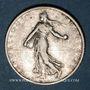 Münzen 3e république (1870-1940). 1 franc Semeuse 1906