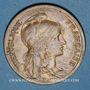 Münzen 3e république (1870-1940). 10 centimes Dupuis, 1917