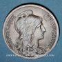 Münzen 3e république (1870-1940). 10 centimes Dupuis, 1921