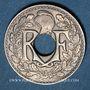 Münzen 3e république (1870-1940). 10 centimes Lindauer 1917
