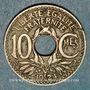 Münzen 3e république (1870-1940). 10 centimes Lindauer 1924 Poissy