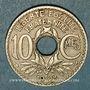 Münzen 3e république (1870-1940). 10 centimes Lindauer 1928