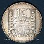 Münzen 3e république (1870-1940). 10 francs Turin 1937