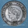 Münzen 3e république (1870-1940). 2 centimes Cérès, 1882A