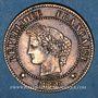 Münzen 3e république (1870-1940). 2 centimes Cérès, 1886A