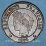 Münzen 3e république (1870-1940). 2 centimes Cérès, 1889A