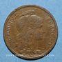 Münzen 3e république (1870-1940). 2 centimes Dupuis, 1900