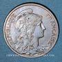 Münzen 3e république (1870-1940). 2 centimes Dupuis, 1904