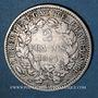 Münzen 3e république (1870-1940). 2 francs Cérès, 1894A