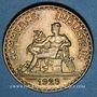 Münzen 3e république (1870-1940). 2 francs Chambre de commerce 1923
