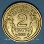 Münzen 3e république (1870-1940). 2 francs Morlon 1931