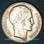 Münzen 3e république (1870-1940). 20 francs Turin 1933. Rameaux longs