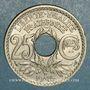 Münzen 3e république (1870-1940). 25 centimes Lindauer, type souligné, 1915