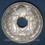 Münzen 3e république (1870-1940). 25 centimes Lindauer, type souligné, 1916