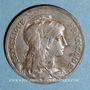 Münzen 3e république (1870-1940). 5 centimes Dupuis, 1906