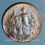 Münzen 3e république (1870-1940). 5 centimes Dupuis, 1909
