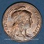 Münzen 3e république (1870-1940). 5 centimes Dupuis, 1916. Madrid