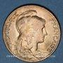 Münzen 3e république (1870-1940). 5 centimes Dupuis, 1917