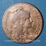 Münzen 3e république (1870-1940). 5 centimes Dupuis, 900