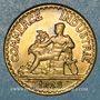 Münzen 3e république (1870-1940). 50 centimes Chambre de commerce 1923