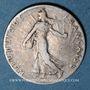 Münzen 3e république (1870-1940). 50 centimes Semeuse 1903