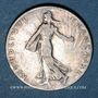 Münzen 3e république (1870-1940). 50 centimes Semeuse 1905