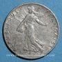 Münzen 3e république (1870-1940). 50 centimes Semeuse 1908