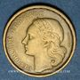 Münzen 4e république (1947-1959). 10 francs Giraud 1950B