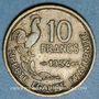Münzen 4e république (1947-1959). 10 francs Giraud 1954