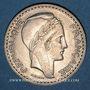 Münzen 4e république (1947-1959). 10 francs Turin 1947B