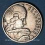 Münzen 4e république (1947-1959). 100 francs Cochet 1958B