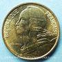 Münzen 5e république (1959- ). 10 centimes Marianne 1968