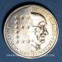 Münzen 5e république (1959- ). 10 francs 1986 Schuman, argent, B.U.