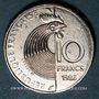 Münzen 5e république (1959- ). 10 francs 1986 Schuman