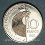 Münzen 5e république (1959-). 10 francs 1986 Schuman